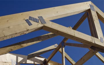 Houton roof trusses for new builds and additions